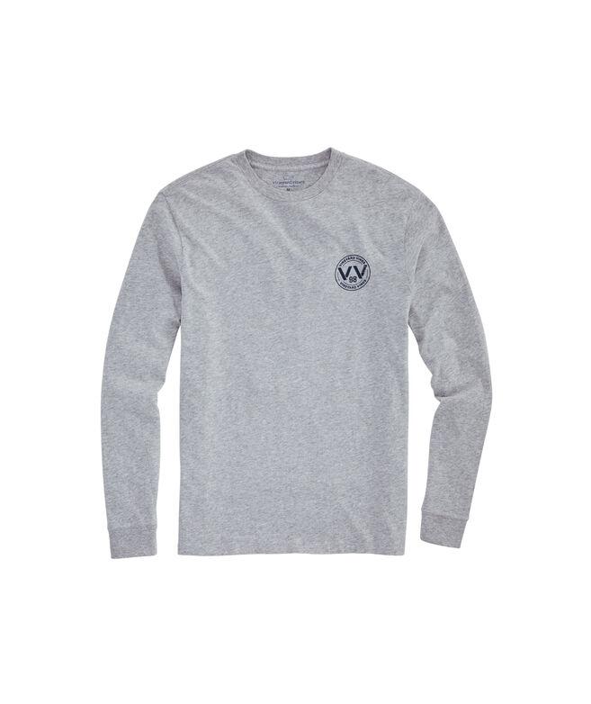 vv98 Logo Long-Sleeve T-Shirt