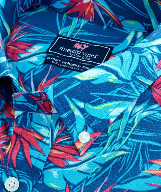 d323b40e Birds Of Paradise Short-Sleeve Murray Shirt