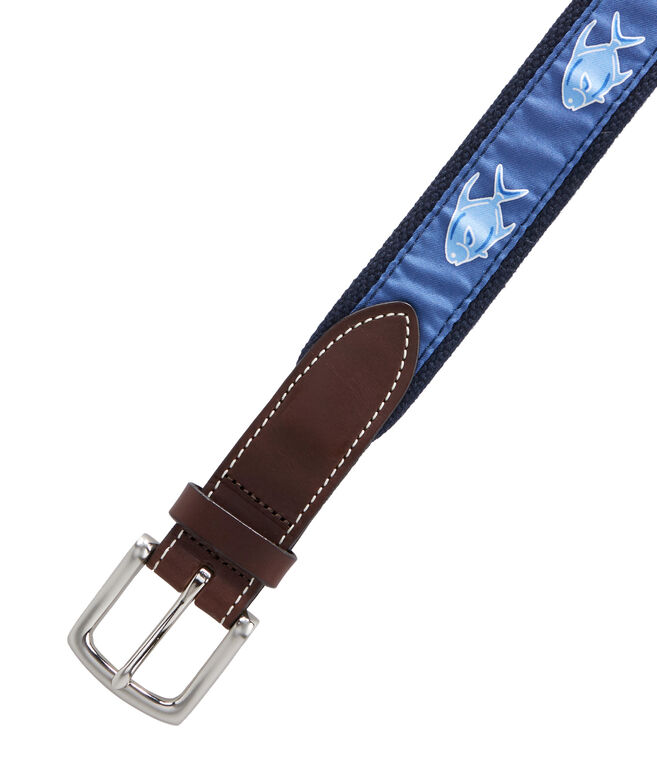 Permit Canvas Club Belt