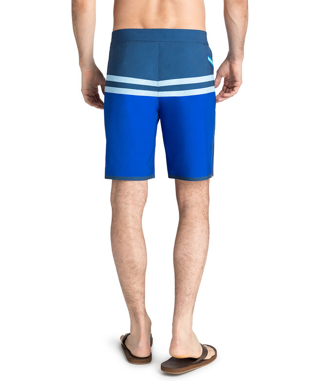 Bay Ridge Stripe Board Shorts