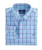 Gaspar Gingham Classic Tucker Shirt