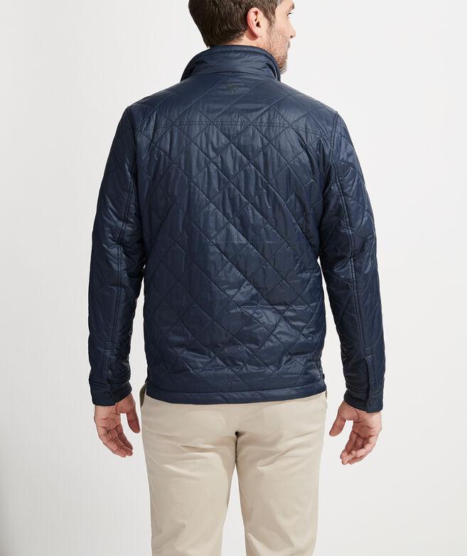Bartlett Quilted Shirt Jacket
