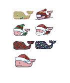 Holiday Sticker Sheet