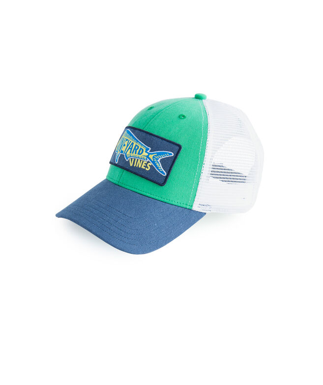 Low Profile Mahi Trucker Hat