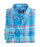 Bowline Plaid Slim Murray Shirt