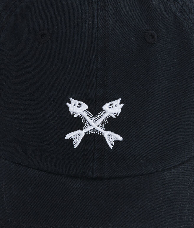 Boys Bonefish Icon Baseball Hat