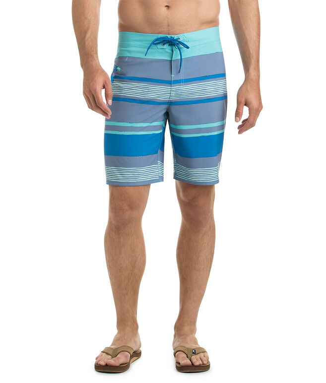 Surfer Stripe Board Shorts