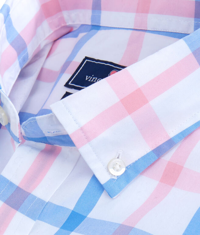Elsie Bay Check Classic Murray Shirt