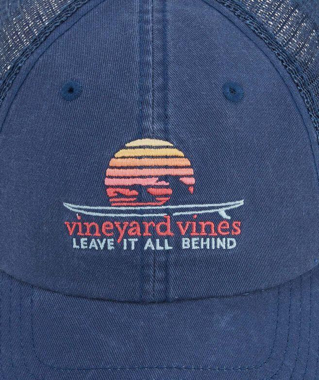 4687f320ea8be3 Shop vineyard vines Sunrise Surf Trucker Hat at vineyard vines