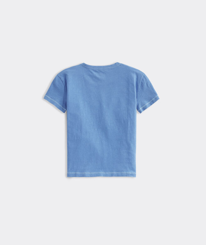 Girls' Pop Stitch Surftee