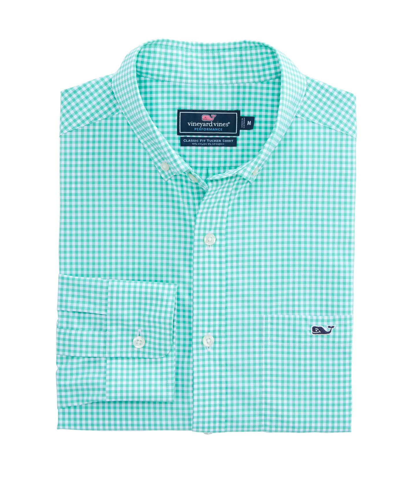 Vineyard Vines Mens Classic Fit Whale Shirt