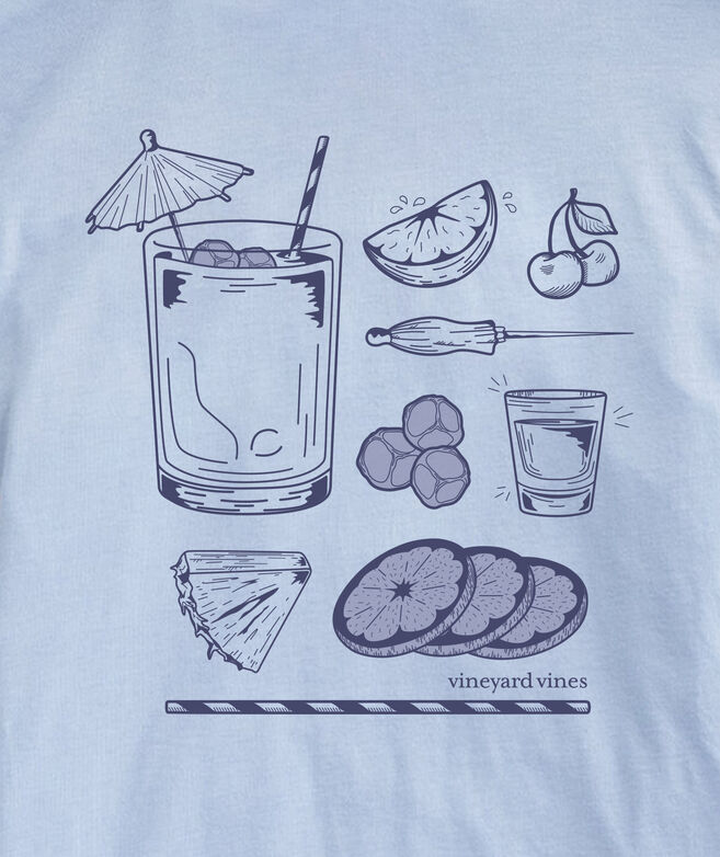 Island Time Rum Short-Sleeve Tee