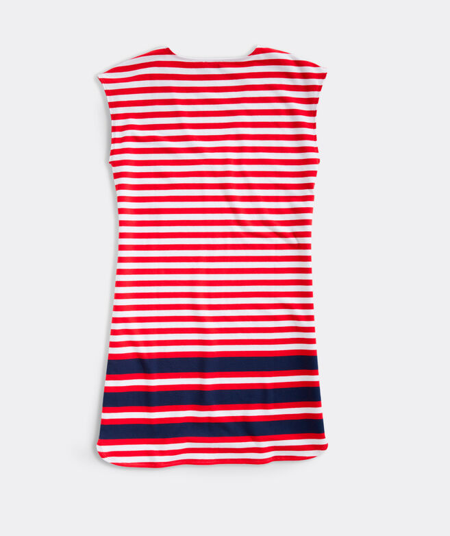 Americana Striped Dress