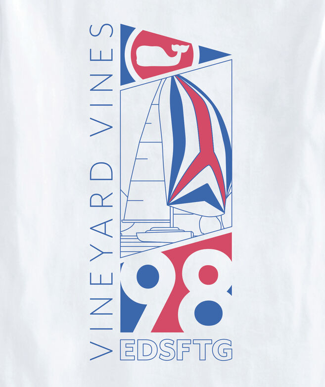 98 Spinnaker Short-Sleeve Pocket Tee