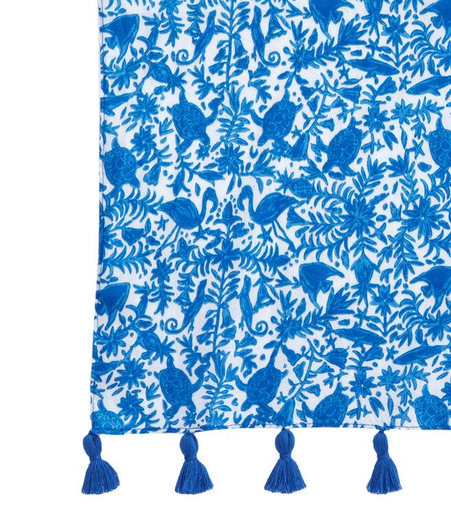 Otomi Print Scarf