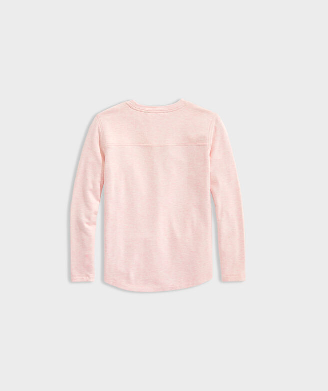 Girls Dreamcloth Crewneck Shep Shirt