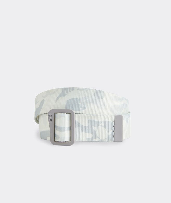 Camo On-The-Go Performance D-Ring Belt