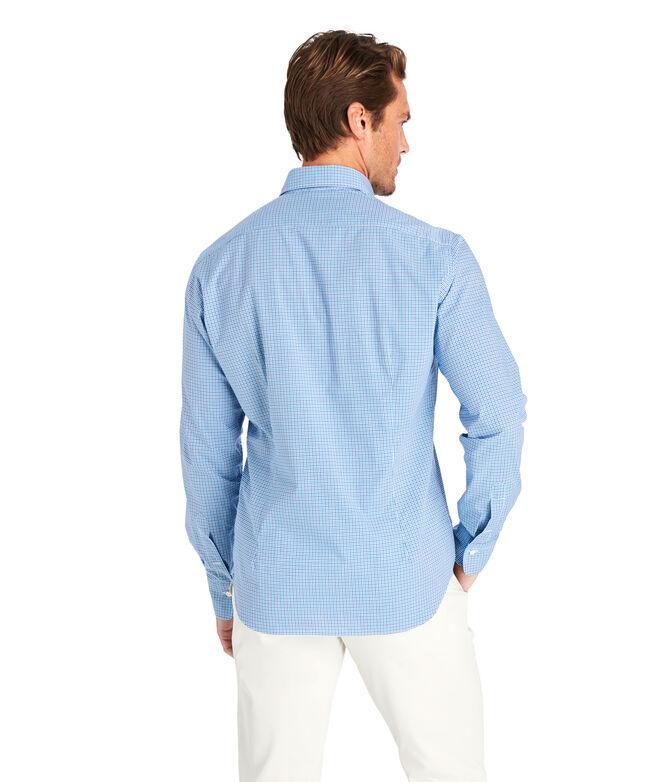 Italian Poplin Greenwich Shirt