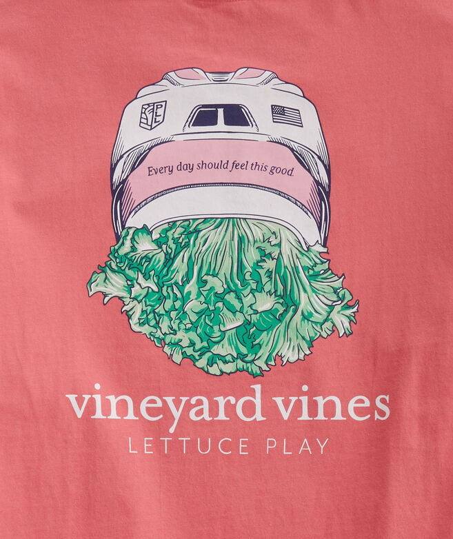 Lettuce Play Short-Sleeve Pocket Tee