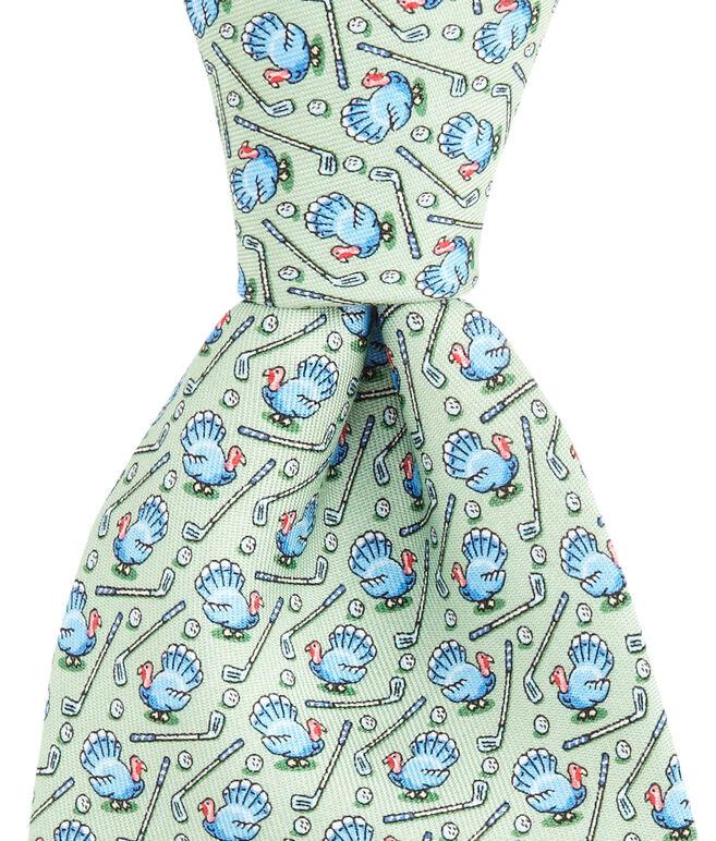 Turkey Club Tie