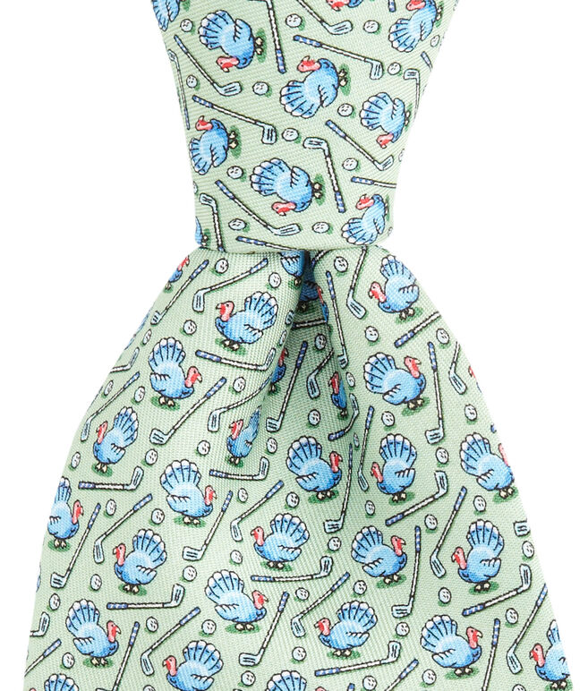 Turkey Club Tie