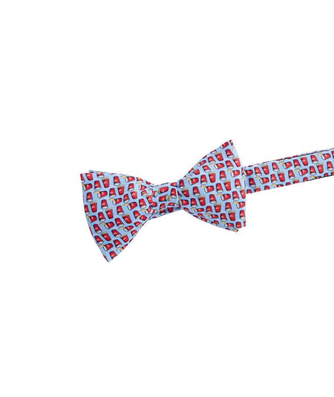 Flip Cup Bow Tie