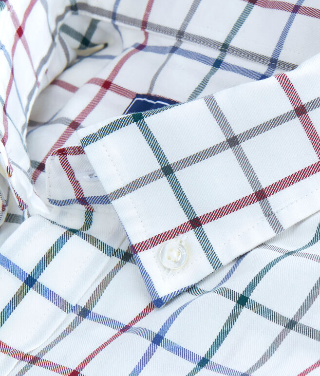Bixby Creek Check Classic Murray Shirt