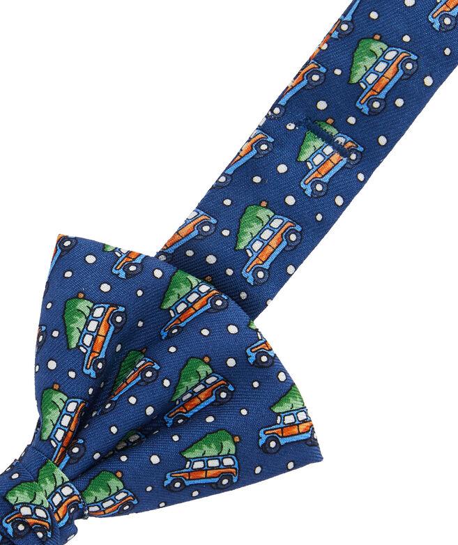 Boys Woody & Tree Bow Tie