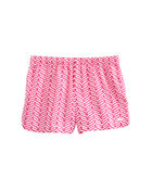 Girls Island Whale Tail Pull On Shorts