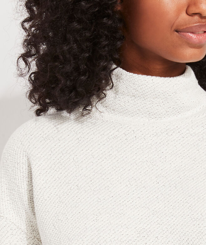 Cozy Boucle Pullover