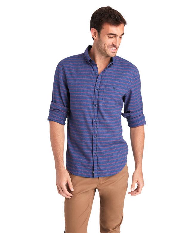 Slim Fit Alder Longshore Shirt