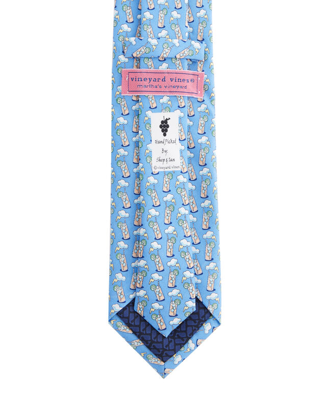 America's Cup Dark & Stormy Tie