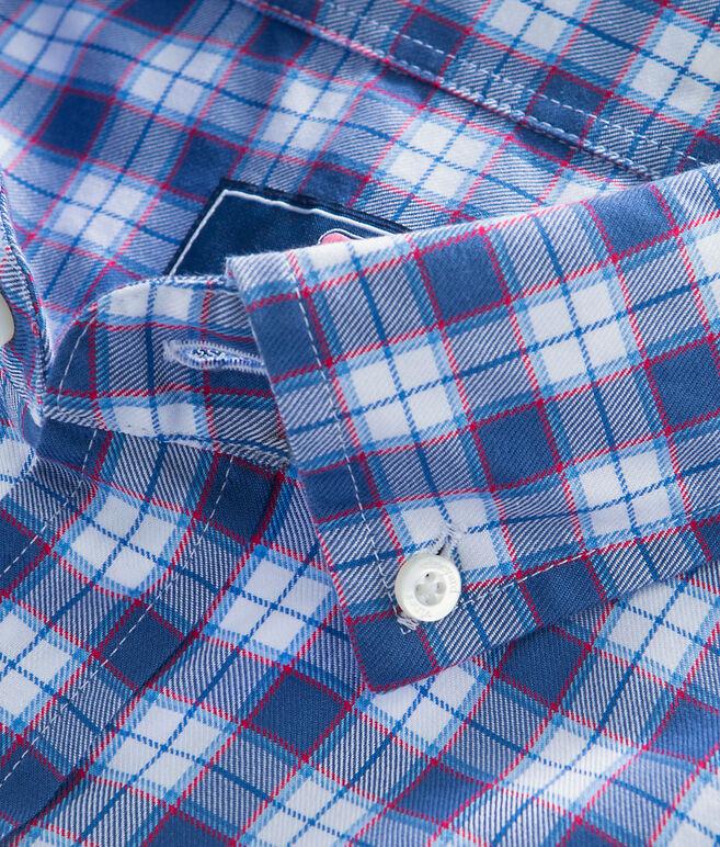 Edgewater Plaid Classic Murray Shirt