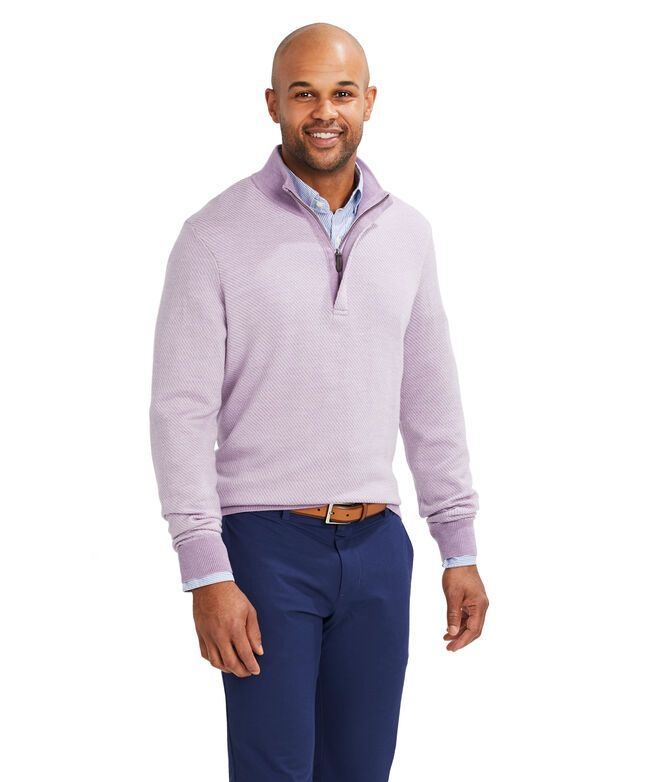 Downeaster 1/2-Zip Sweater