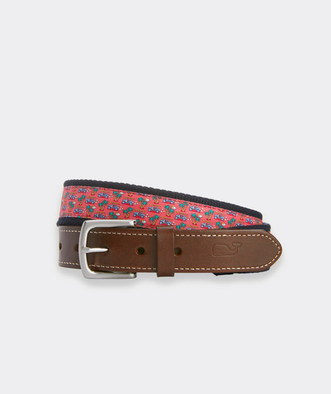 Truck & Surf Canvas Club Belt