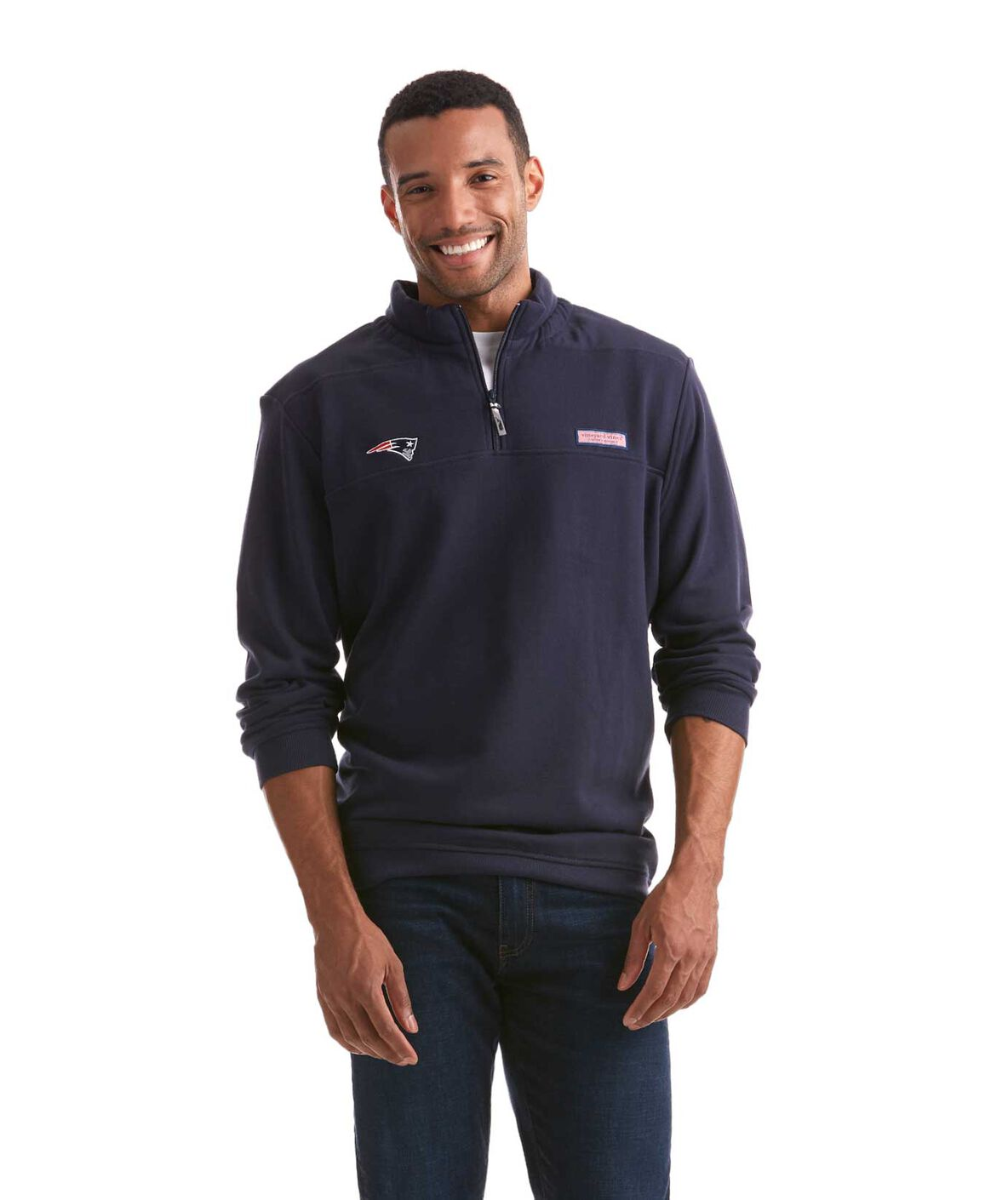 shop new england patriots shep shirt at vineyard vines