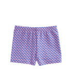 Girls Allover Whale Tumble Shorts