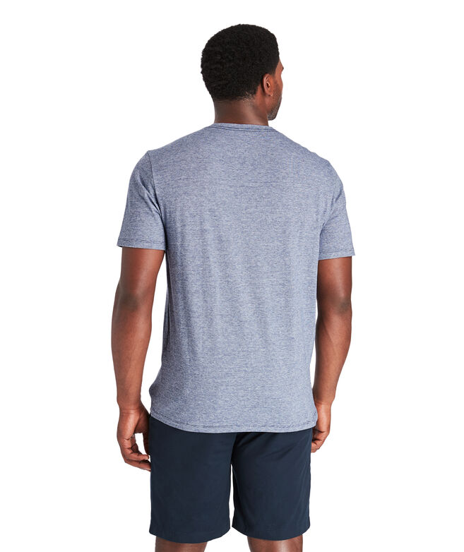 Edgartown Crewneck Pocket T-Shirt