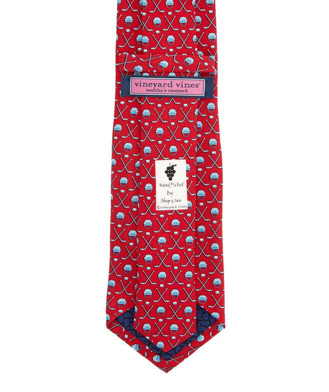 Boys' Hockey Gear Printed Tie