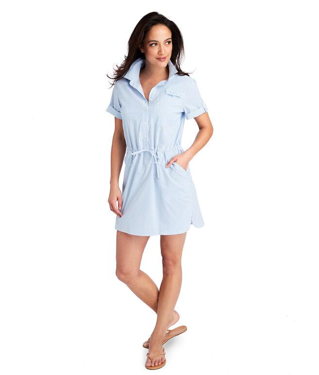 Harbor Shirt Dress
