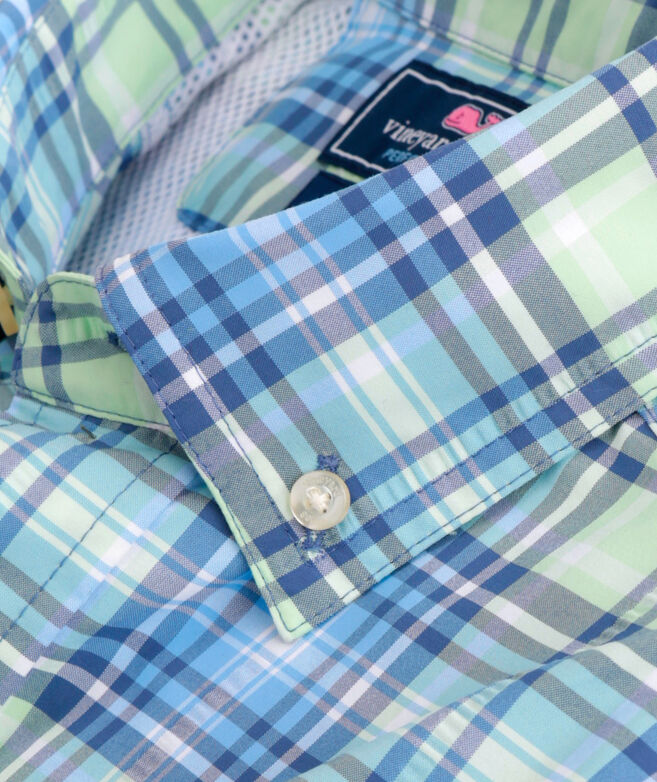 Pilot Point Plaid Harbor Shirt