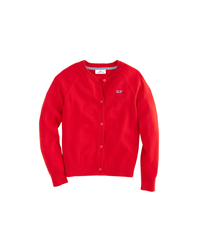 Girls Charlie Cardigan