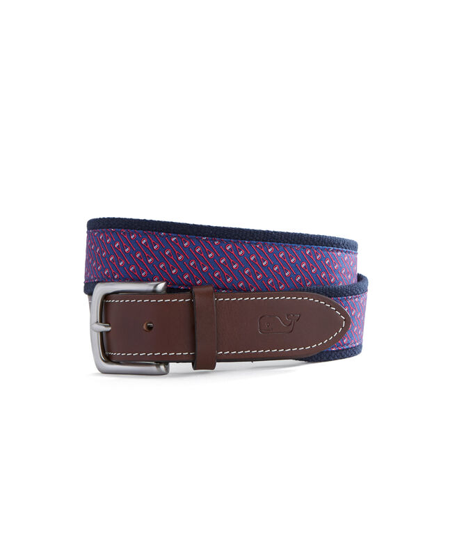 Neon Lax Canvas Club Belt
