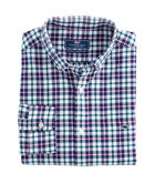 Warm Ember Plaid Classic Tucker Shirt