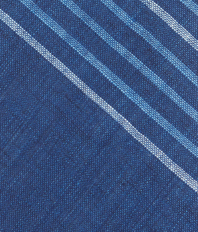 Surfsong Indigo Stripe Woven Tie