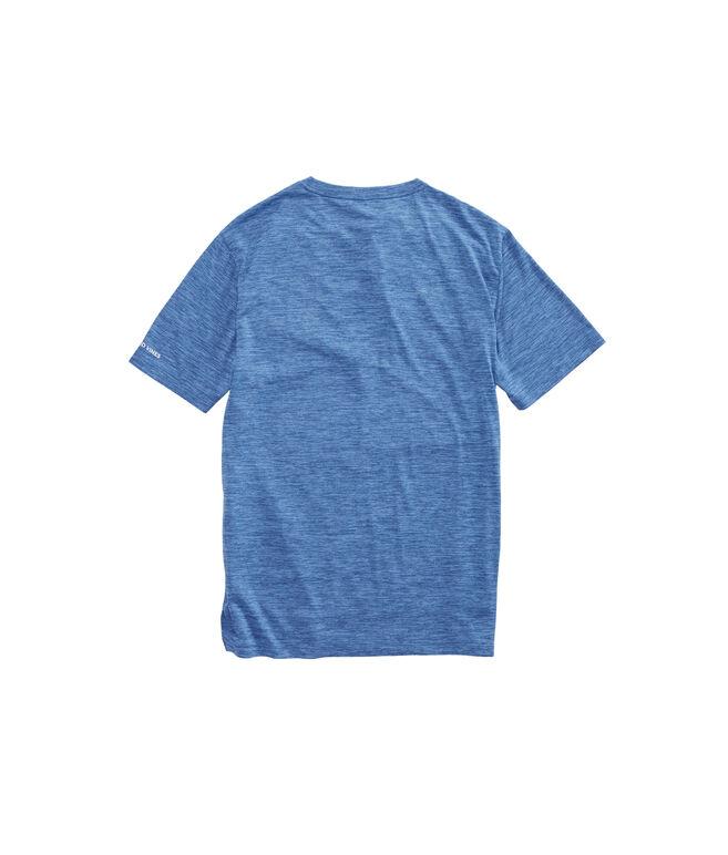 Performance vineyard vines Space Dyed T-Shirt