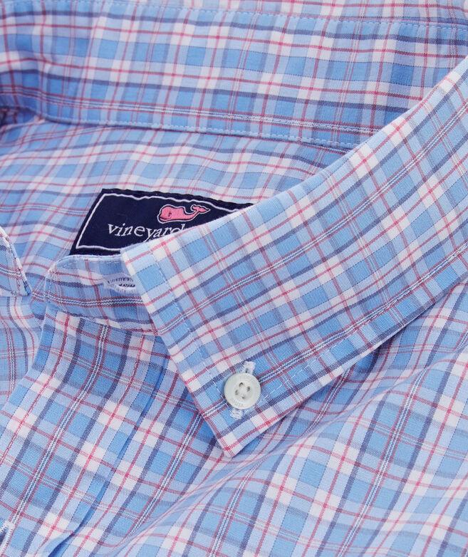 Classic Fit Pastel Check Tucker Shirt