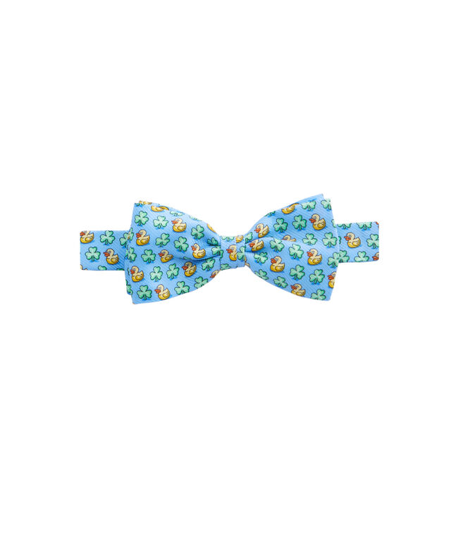 Boys Lucky Duck Bow Tie