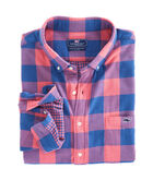 Swan Neck Classic Tucker Shirt