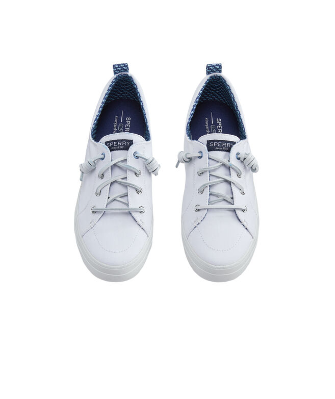 Womens Crest Vibe Sneakers
